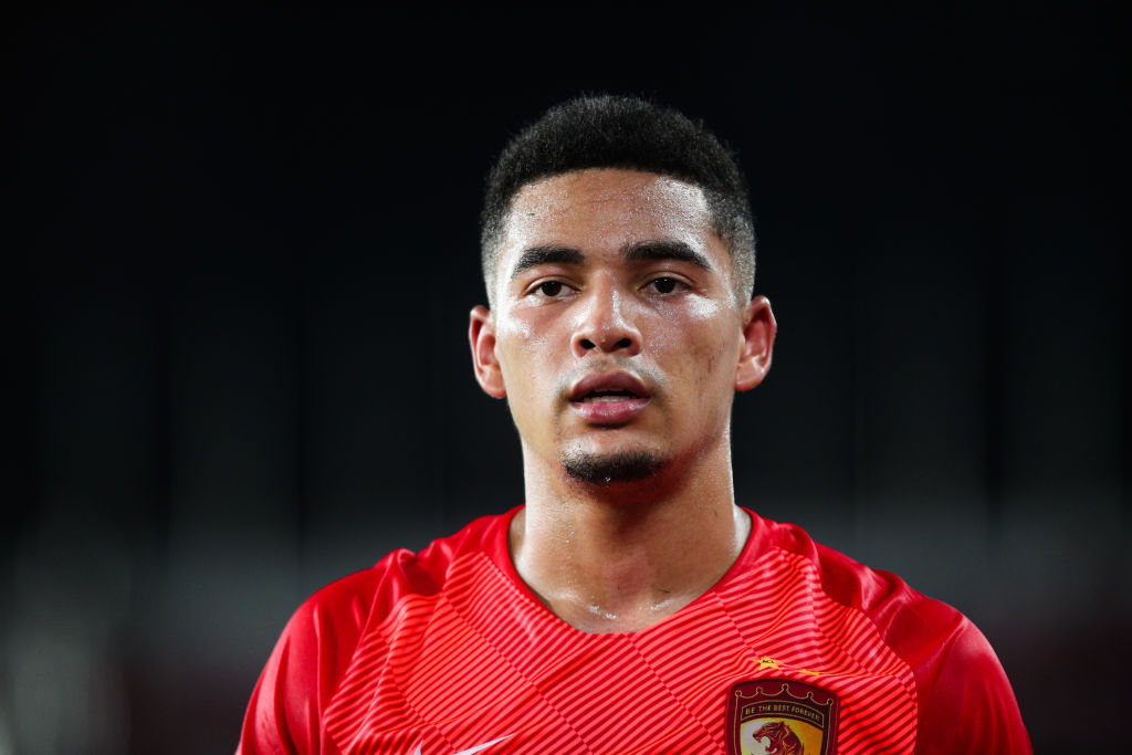 Former Everton talent Tyias Browning might have World Cup dream with China  - Everton News