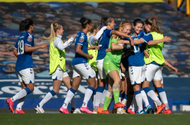 Everton FC v Chelsea FC - Women's FA Cup: Quarter Final
